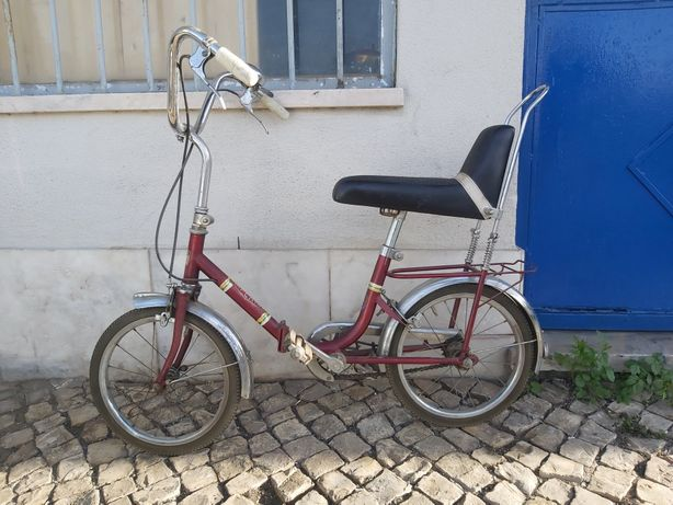 Bicicleta Vintage/Antiga dobrável