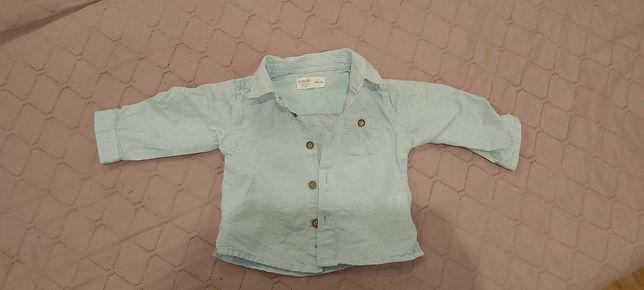 Koszula koszulka dla chłopca firmy 5 10 15 rozmiar 68