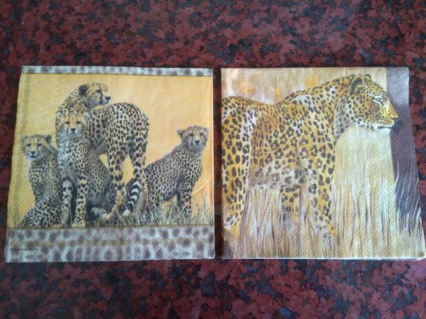 Quadros / Telas - Animais - África - feitas à mão -NOVAS -Baratíssimas