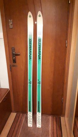Sprzedam tanio nowe narty Germina 170 cm