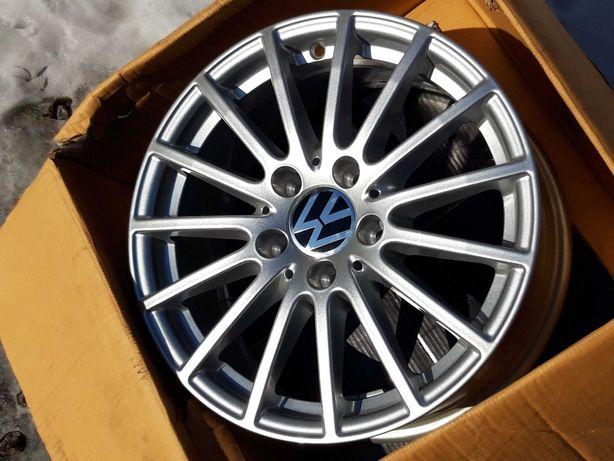 Новые оригинал литые R18 VW Golf 6 7 Passat B7 B8 Tiguan 5 112 18