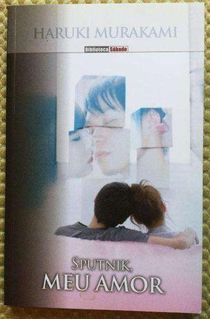 Sputnik meu Amor de Haruki Murakami - Edição 2008