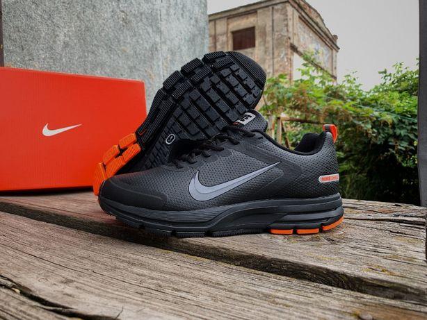 Мужские кожаные кроссовки Nike Zoom Shield Structure 17 (6 моделей)
