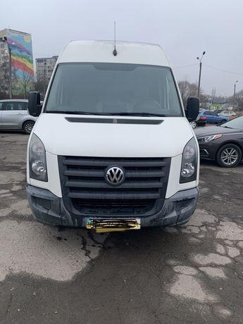 Volkswagen Krafter грузовий