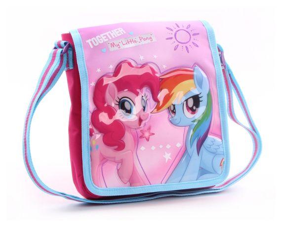 Детская сумочка кроссбоди Мой маленький Пони
