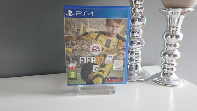 FIFA17 gra na konsole PS4