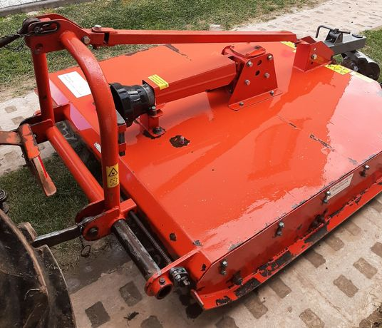 Kosiarko-rozdrabniacz / tłuka / kosiarka sadownicza MCMS Warka 160cm