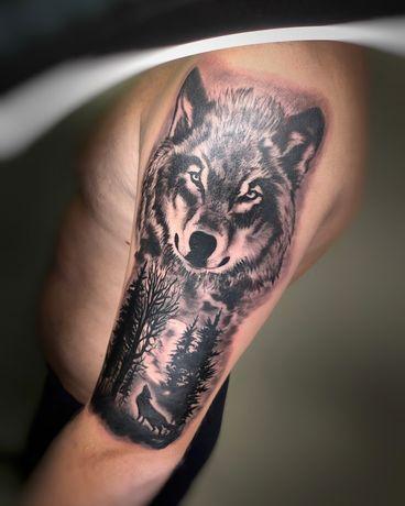 Татуировка Каменское