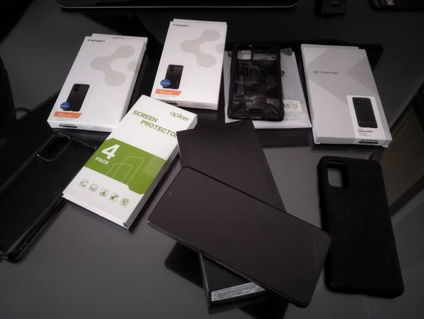 Vendo Galaxy s20 plus com muitos extras ou troco por OnePlus 8 pro