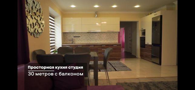 Двухкомнатная квартира с евроремонтом, обратите внимание на цену Y