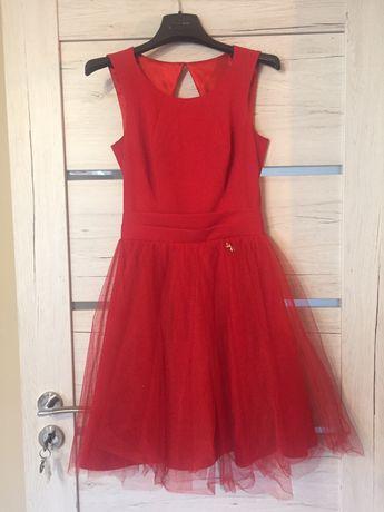 Sukienka rozmiar 34 sprzedam lub zamienię
