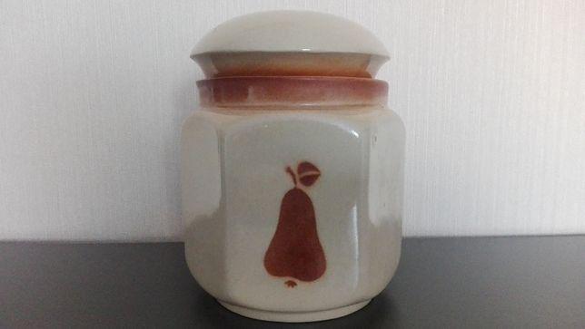 Pojemnik, ceramika Bolesławiec