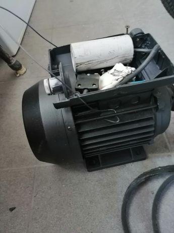 Motores de Botoneiras fazer massa de Pedreiro.