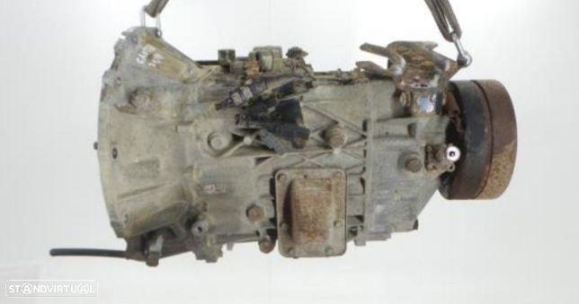 Caixa 6 Velocidades Mitsubishi Canter VII Fuso 4.9D 180Cv Ref.MO36S6