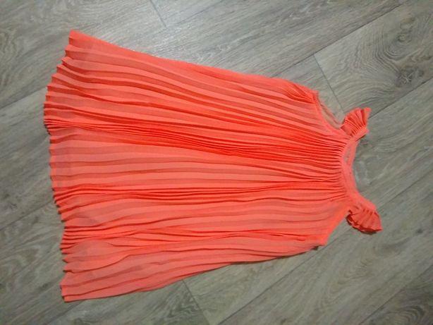 Красивое платье для девочки на 4 года