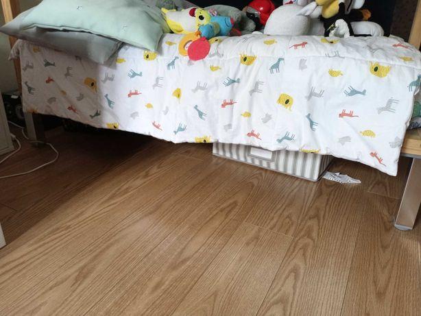 Cama/casa/tenda com colchão