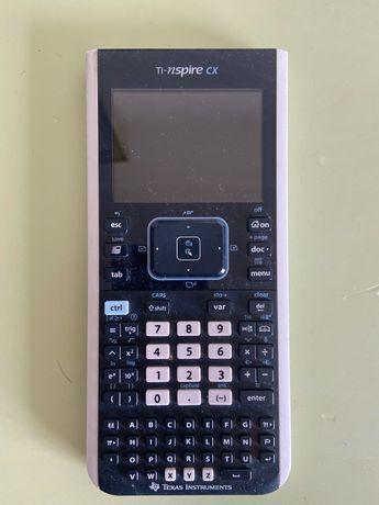 Calculadora gráfica nspire