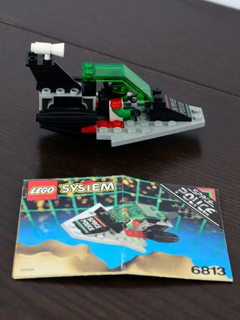 Lego Space Police 6813