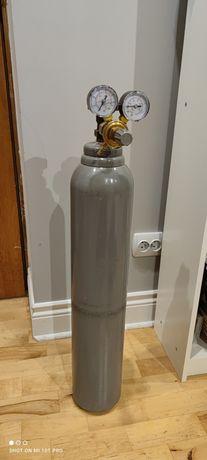Butla CO2 zestaw do akwarium reduktor zawór Camozzi dyfuzor