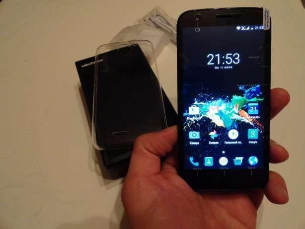 telefon Ulefone U007 5cali 1/8gb gratis smartwatch