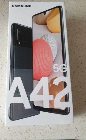 Samsung galaxy A42 5G i Router Alcatel