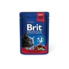 Акция! Brit Premium Cat - влажный корм супер-премиум класса