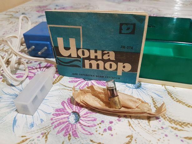 Ионатор ЛК-27А СССР для дезинфекции воды