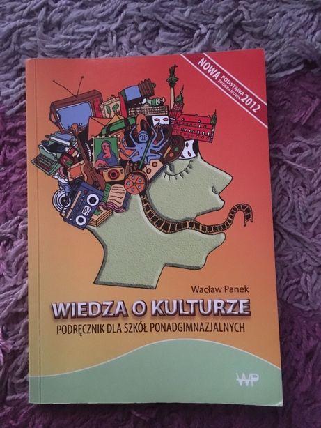 Wiedza o kulturze podręcznik
