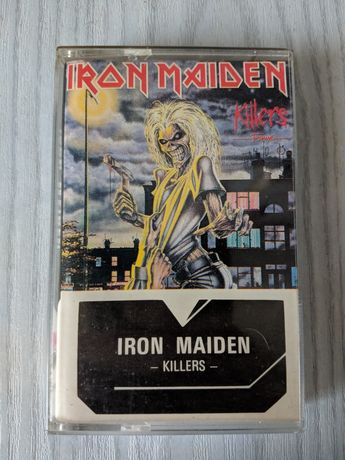 Kaseta Iron Maiden Killers