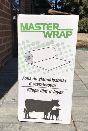 Folia do sianokiszonki Master Wrap 500 NOWA