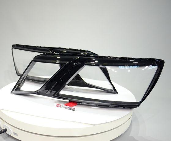 Стекло фары Skoda Octavia A7 2017-2020 Левое Правое