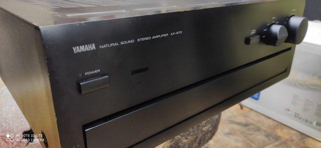 Wzmacniacz Yamaha AX870
