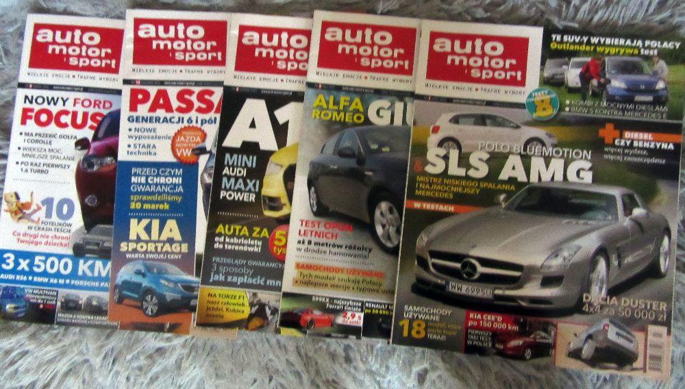 Auto Motor i Sport - archiwalne numery 2010 rok Kraśnik - image 1