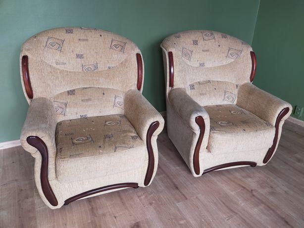 Fotele - bardzo wygodne