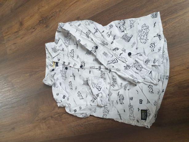 Koszula chłopięca rozmiar 110 Reserved