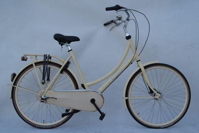 Rower miejski holenderski * Cortina transport koła 28'' 3 biegi