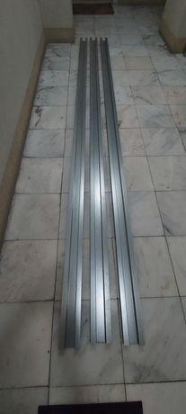Perfil Omega Estrutura Pladur 30mm