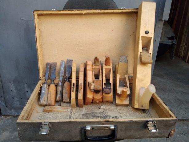 Набор столярного инструмента
