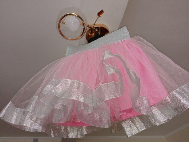 Фатиновая юбка, пышная