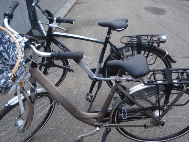 Rowery miejskie Gazelle