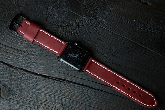 Ремешок для Apple Watch series 1,2,3,4,5 на 38/40 и 42/44 Фиолетовый