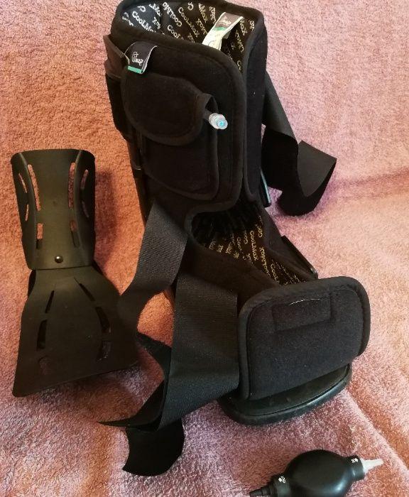 Orteza pneumatyczna na staw skokowy i stopę