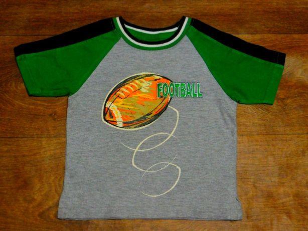 Футболка 2-3 года 98 размер George Gap Rebel мальчику