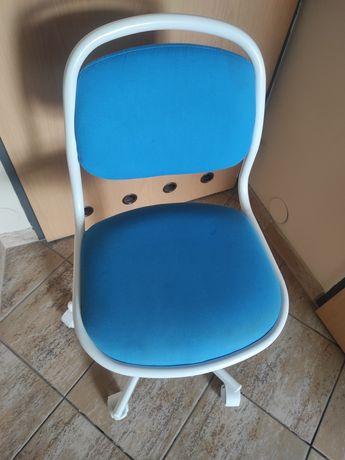 Krzesło obrotowe dziecięce Ikea