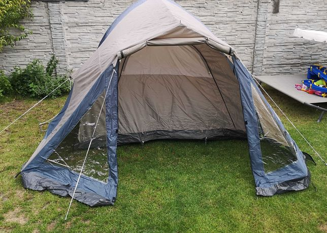 namiot RIVIERA 5 osobowy turystyczny PIĄTKA duży