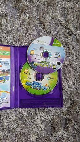 Kinect sports najlepsza kolekcja zestaw 2 płyty gra xbox 360