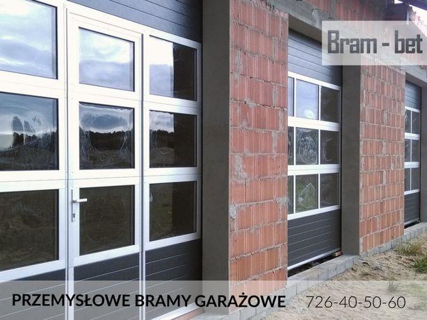 ŁÓDŹ - Brama Garażowa Brama Przemysłowa Producent