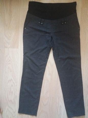 Eleganckie spodnie ciążowe w kant