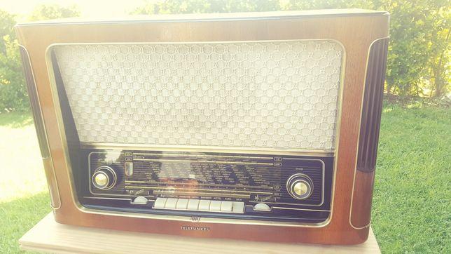 Rádio antigo Telefunken