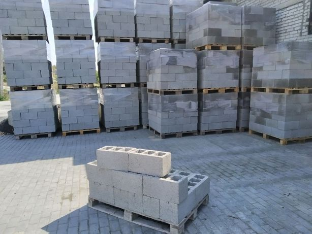Шлакоблок, Керамзитоблок.Блоки. Цемент. Доставка від виробника